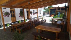 Restaurace v ubytování Penzion Klimeš