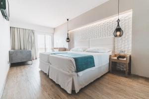 Letto o letti in una camera di Ibiza Corso Hotel & Spa