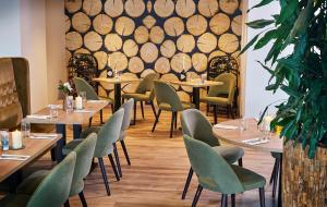 A restaurant or other place to eat at Amrâth Hotel & Thermen Born-Sittard