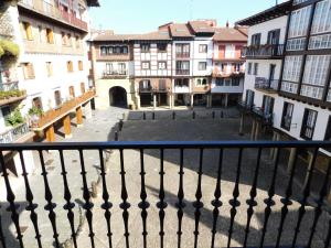 Un balcón o terraza de Hotel Palacete
