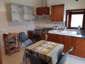 Cucina o angolo cottura di Appartamento ANTARES