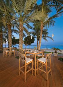 A restaurant or other place to eat at Jumeirah Zabeel Saray