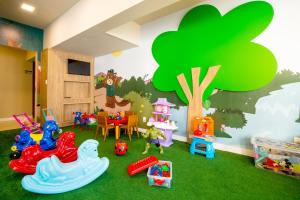 The kid's club at Hotel Laghetto Vivace Canela