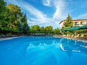 Πισίνα στο ή κοντά στο Hotel Europa Olympia
