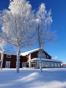 Kukkolaforsen Turist & Konferens under vintern