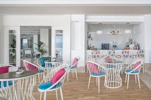 A restaurant or other place to eat at Voyage Bodrum Hotel - Adult Only +16