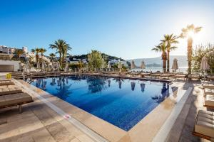 The swimming pool at or near Voyage Bodrum Hotel - Adult Only +16