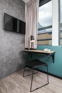تلفاز و/أو أجهزة ترفيهية في SEASON POINT HOTEL
