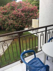 Balcone o terrazza di Amalia Apartments