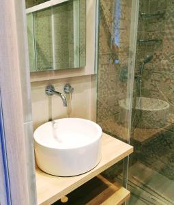 Ένα μπάνιο στο Skiathos Gea Villas