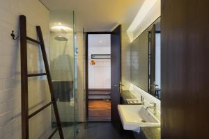 A bathroom at Park 5 Cilandak