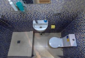 Ванная комната в RentalSPb 3 studios