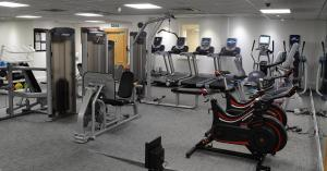 The fitness centre and/or fitness facilities at Glasgow Argyle Hotel, BW Signature Collection
