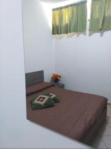 A bed or beds in a room at Casa Ippolito