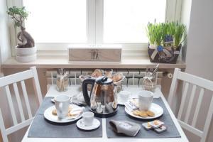 Colazione disponibile per gli ospiti di Bonjour Bonheur