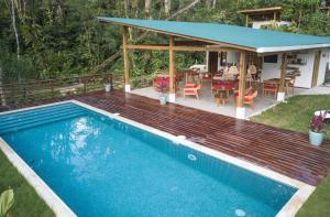 The swimming pool at or near SATTA LODGE - ADULTS ONLY