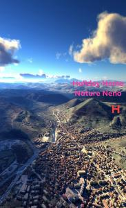 A bird's-eye view of Holiday Home Nature Neno
