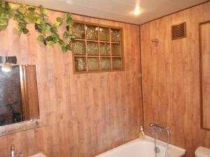 Ванная комната в Apartment on Mira 100
