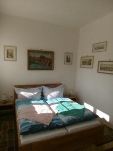 Letto o letti in una camera di apartricanova