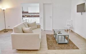 A seating area at Domitilla - Luxury apartment in the heart of Rome