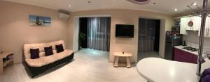 Зона вітальні в Apartments on Sobornaya,9 - Sotka