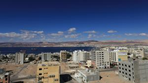 A bird's-eye view of Weekend Hotel