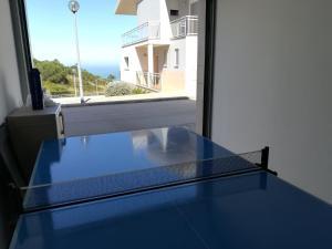 Ping-pong facilities at B&B O Pescador or nearby
