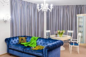 Гостиная зона в Отель Киев