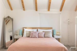 Cama o camas de una habitación en Guest House Maris