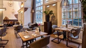Restaurant ou autre lieu de restauration dans l'établissement Radisson Blu Hotel, Amsterdam City Center