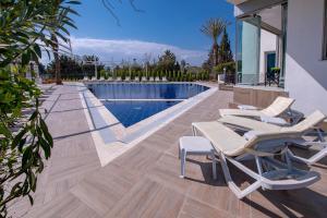 المسبح في فندق توراست أو بالجوار