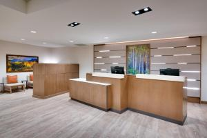 The lobby or reception area at Fairfield Inn & Suites by Marriott Denver West/Federal Center