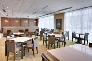 A restaurant or other place to eat at Fairfield Inn & Suites by Marriott Denver West/Federal Center