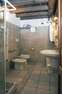 Et badeværelse på Residence Villa Vinco