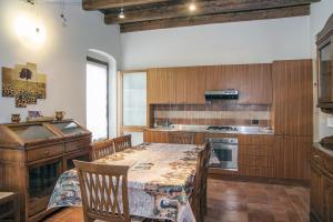 Køkken eller tekøkken på Residence Villa Vinco