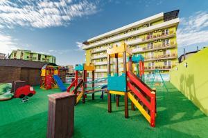 Детская игровая зона в Hotel Relax