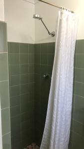 A bathroom at Manning River Motel
