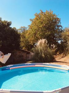 The swimming pool at or close to Les Outres