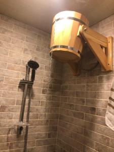 A bathroom at Noormans