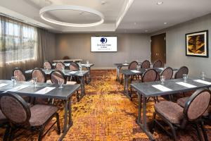 A restaurant or other place to eat at Doubletree by Hilton Toronto Airport, ON