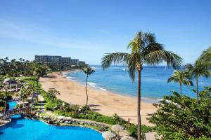 A view of the pool at Sheraton Maui Resort & Spa or nearby