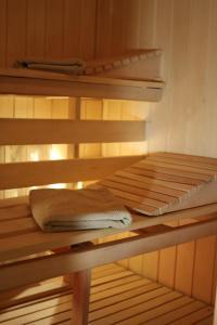 Spa and/or other wellness facilities at Villa Zosieńka