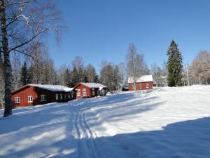 Sunne Hembygdsgård B&B in de winter