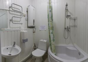 Ванная комната в Санаторий Дюны