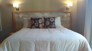 Una cama o camas en una habitación de Anita´s House