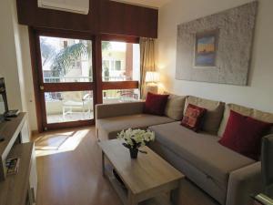 Zona de estar de Alhambra Apartment
