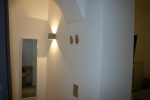 A bathroom at Stella del Mattino