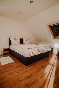 A bed or beds in a room at B&B Pieper-Werning