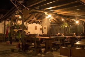 Ресторант или друго място за хранене в комплекс ВОДОПАДА