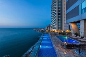 Het zwembad bij of vlak bij Hyatt Regency Cartagena